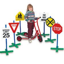 kids road signs