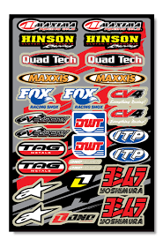 quad sticker