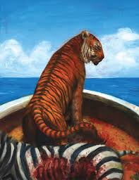 life of pi illustrated