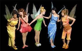 tinkerbell fairies friends