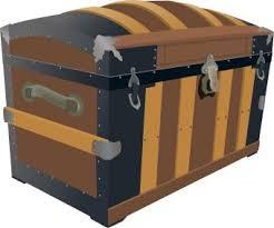 free clip art treasure chest