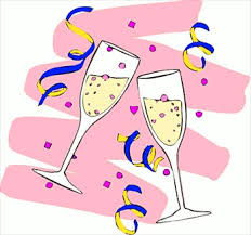 clipart champagne