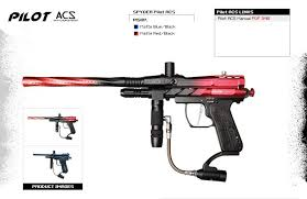 paintball spider