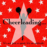 cheerleading scrapbook
