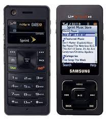 sprint music phones