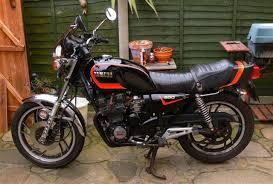 1982 yamaha 550