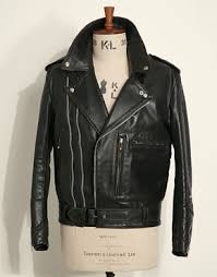 lewis leather jacket