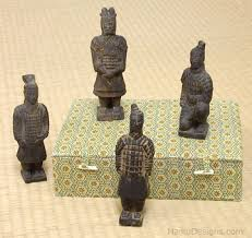 miniature statue