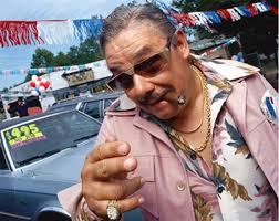 car salesman