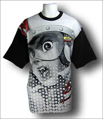 airbrushing shirt