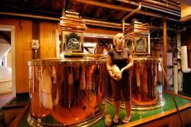 alcohol distillery