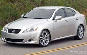 09 lexus is250