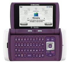 purple flip phones