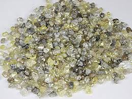 pictures of rough diamonds