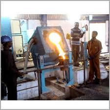 iron melting furnace