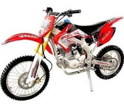 modified dirt bikes