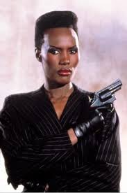 grace jones bond girl