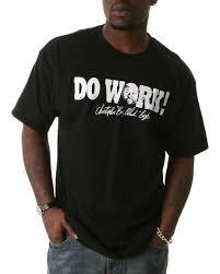 do work shirts