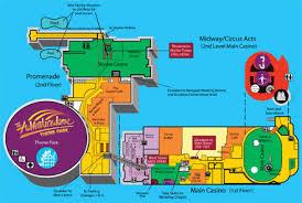 circus circus map