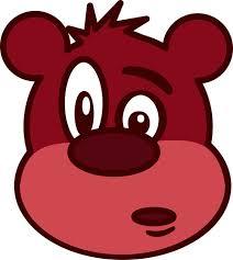 clip art of a bear