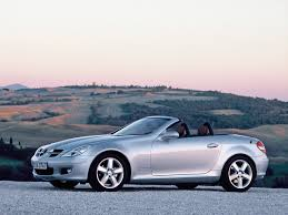 mercedes benz slk kompressor