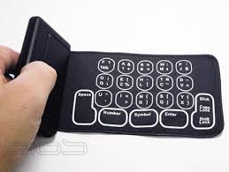 bluetooth keypad