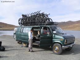 bike van