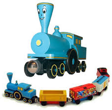 pictures of toy trains