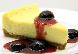 cheese cake baked