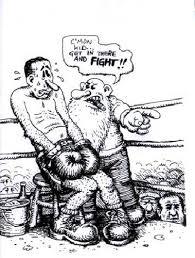 english caricaturists