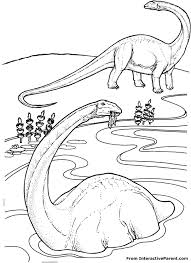 dinosaur coloring book pictures