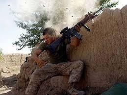 afghanistan firefight