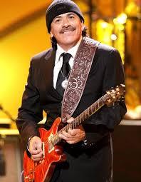 Carlos Santana announces date