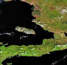 haiti satellite