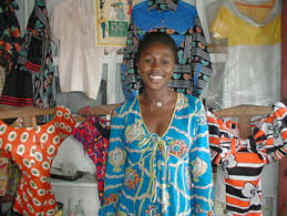 clothing in congo