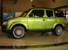 honda element wheels