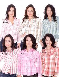 blusas vaqueras