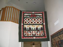 holiday quilting