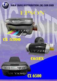 epson stylus cx 6500