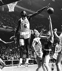 bill russell basketball