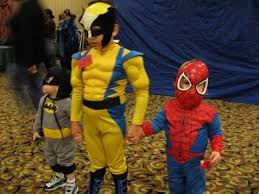 children superheroes