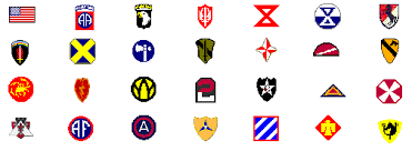 army division patches
