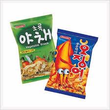 vegetable snack