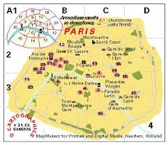 paris location