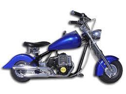 mini chopper scooter