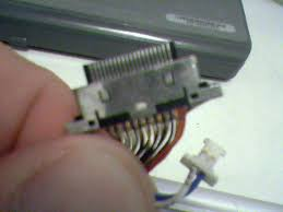 laptop lcd connector