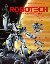 robotech dvds