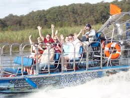 airboats rides