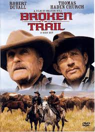 broken trail dvd