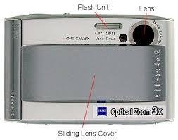 sony digital camera t5